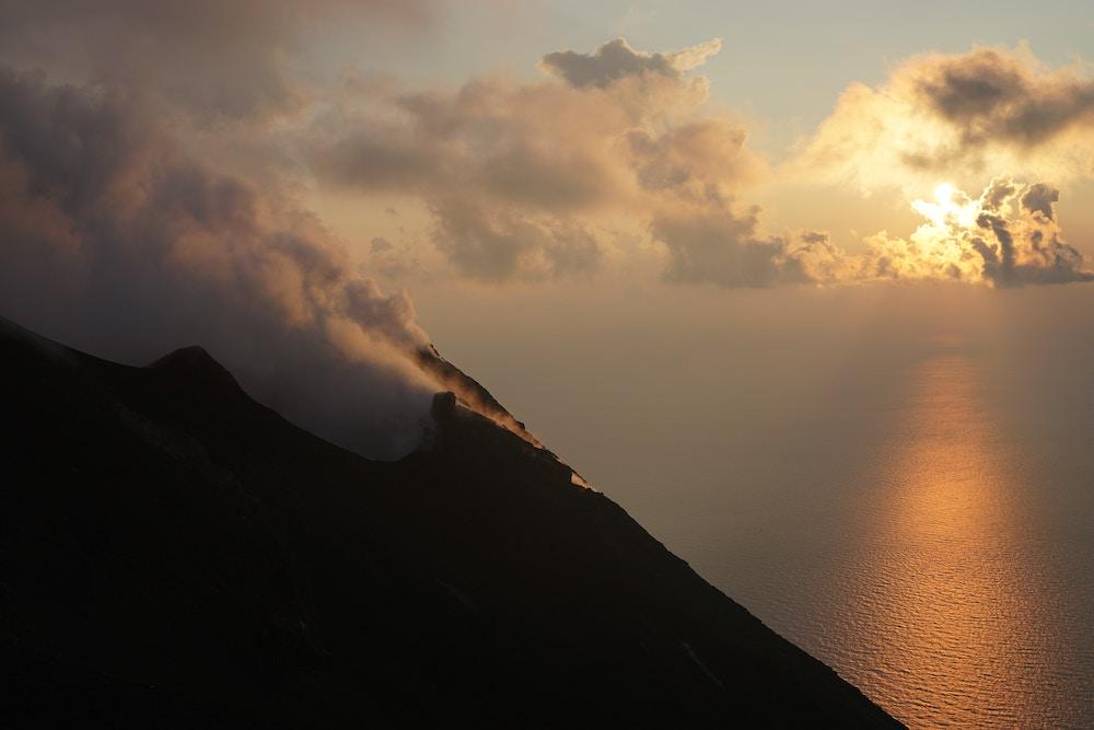 Stromboli, Sicily yacht charter, boat rental sicily