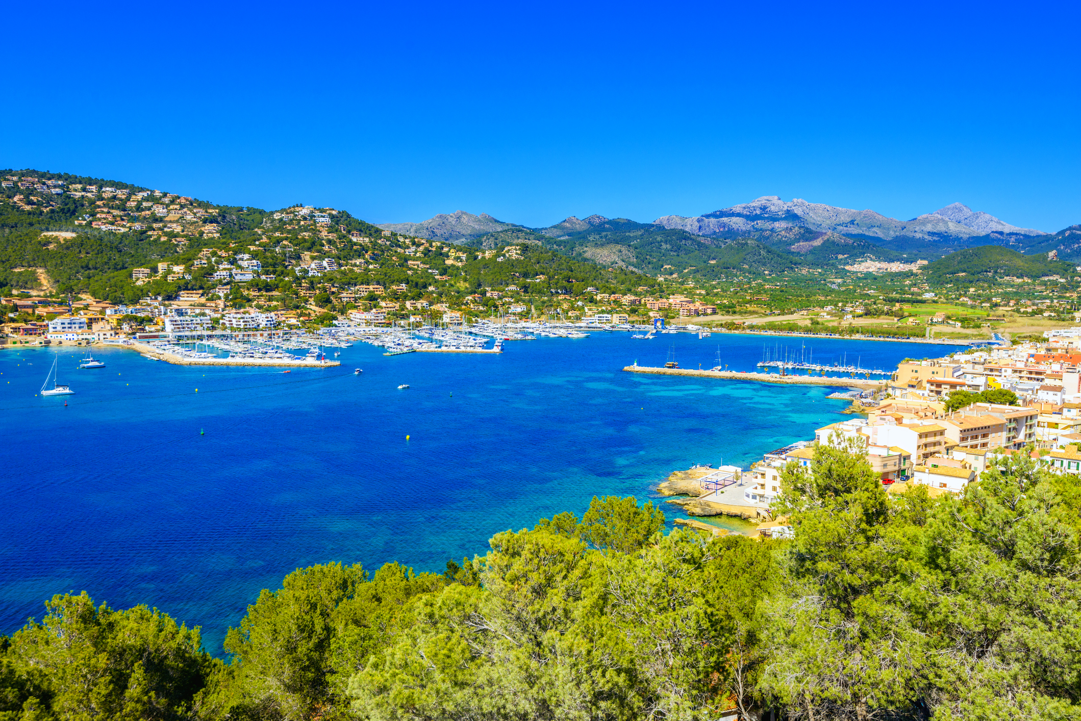 The beautiful Port Andratx