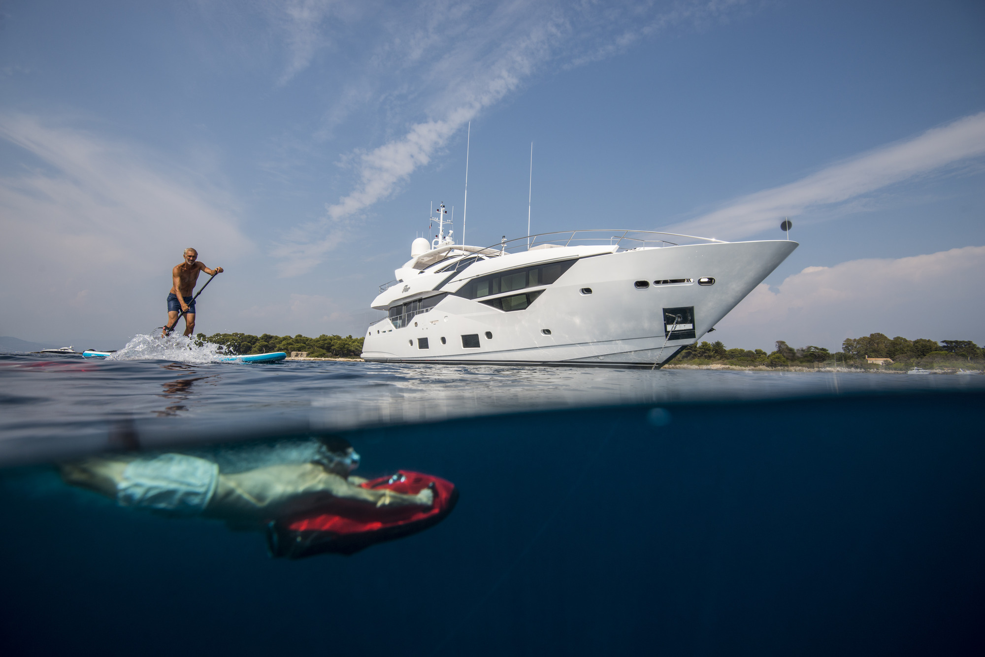 Top 5 French Riviera Luxury Motor Yachts