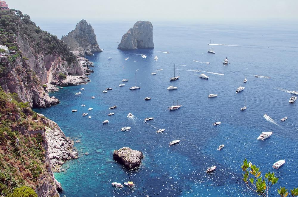 amalfi Coast, yacht charter Amalfi Coast, boat rental Italy