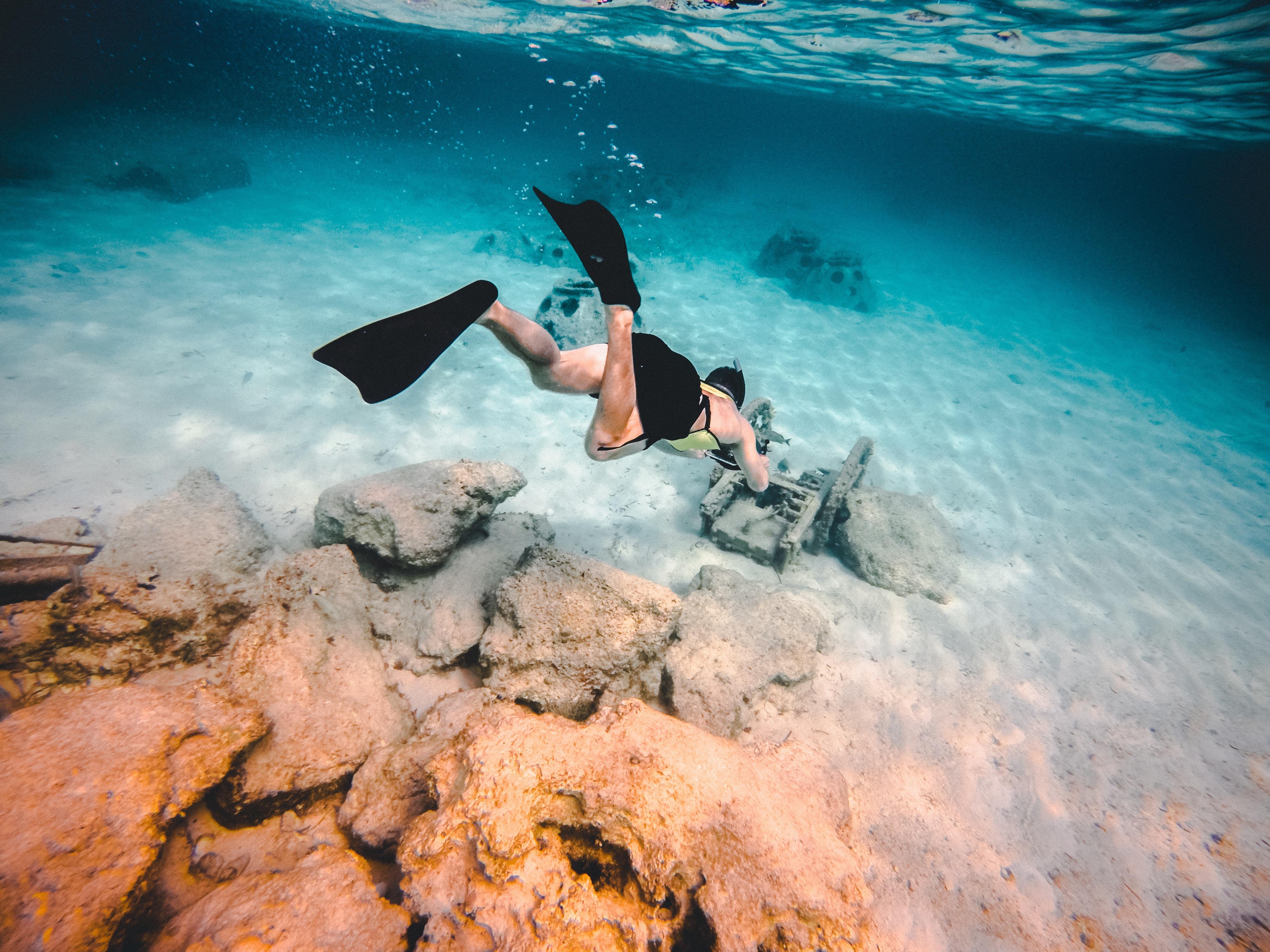 bahamas, sea, travel, boat, blue, snorkelling