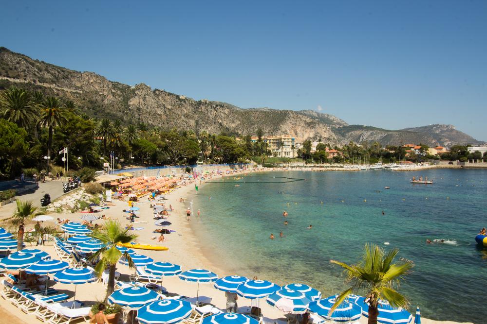 beach, sand, bay, ocean, holiday