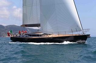 Italian riviera bareboat charter yachts