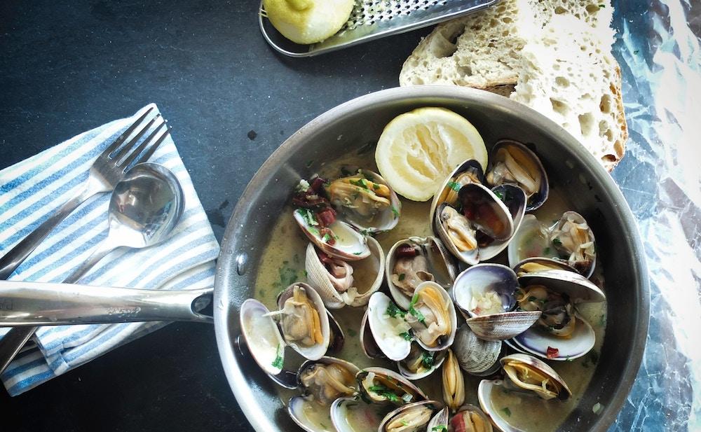 food, prawn, spain, seafood