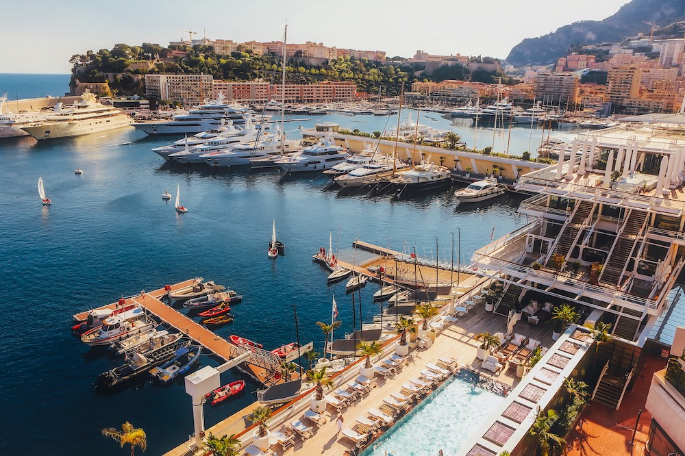 french Riviera, Monaco, boat rental, south of France