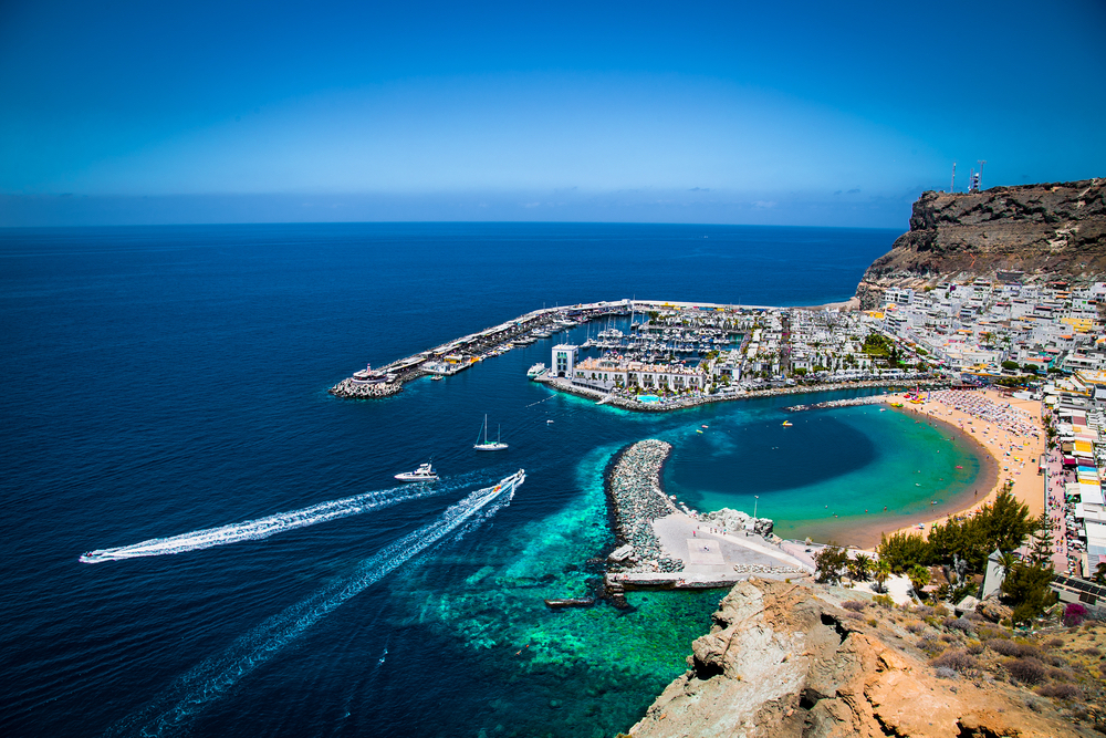 gran canaria, canary islands yacht charter, boat rental Canary Islands