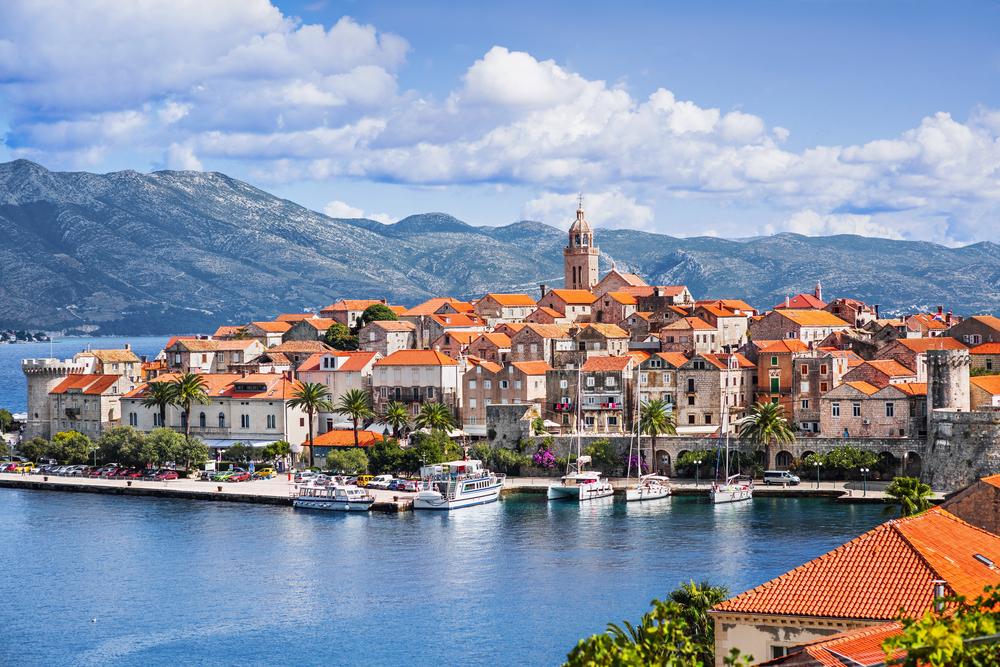 korcula, Croatia yacht charter, croatia boat rental