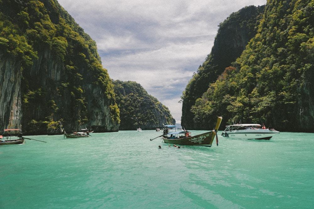 phuket, charter yacht, sailing, boat, yacht