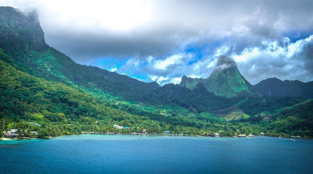 tahiti, French Polynesia, bora bora, mores