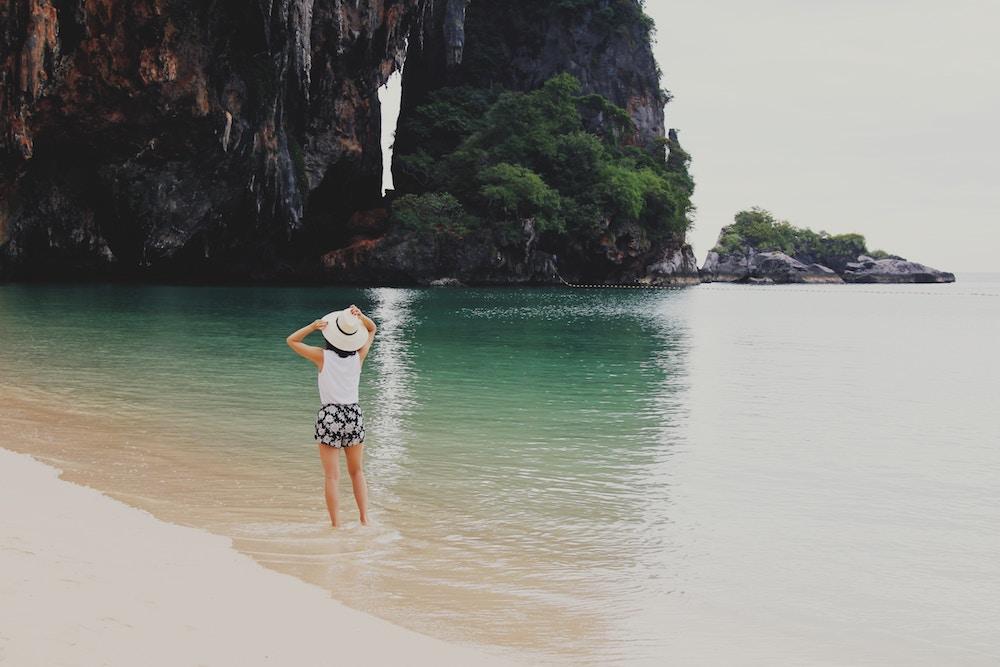 thailand, day, charter, sea, yacht