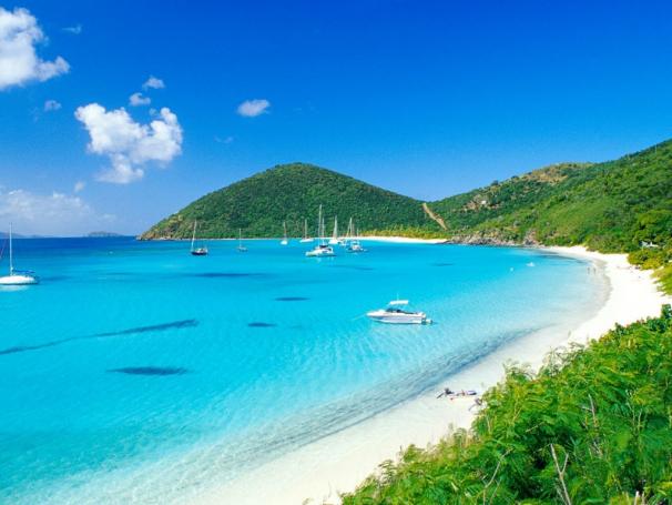 BVI - A Caribbean paradise!