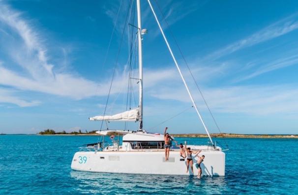 BVI Catamaran - Luxury Christmas and New Year's Charter