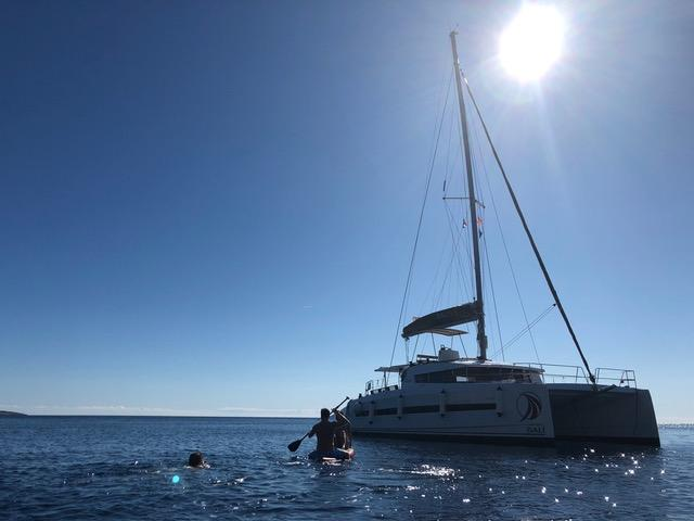 Boatbookings catamaran charters bareboat and crewed