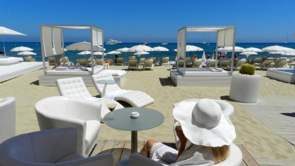 Club Les Palmiers, St Tropez