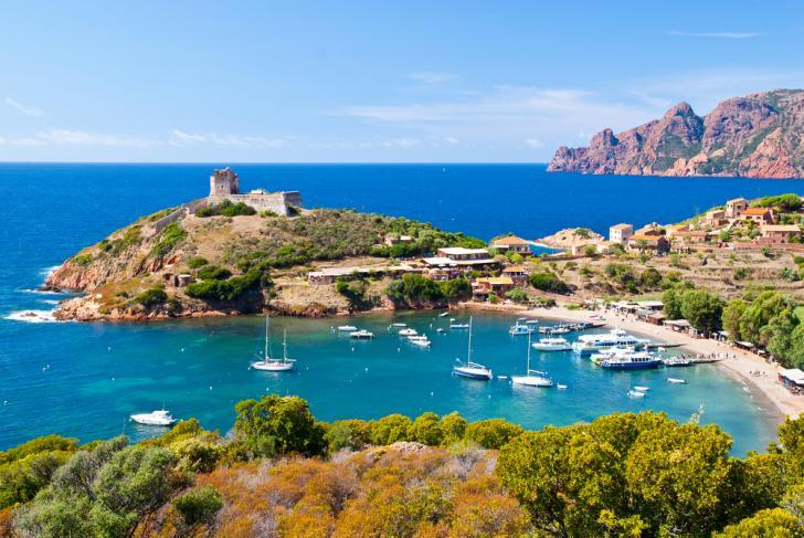 Corsica Scandola Park
