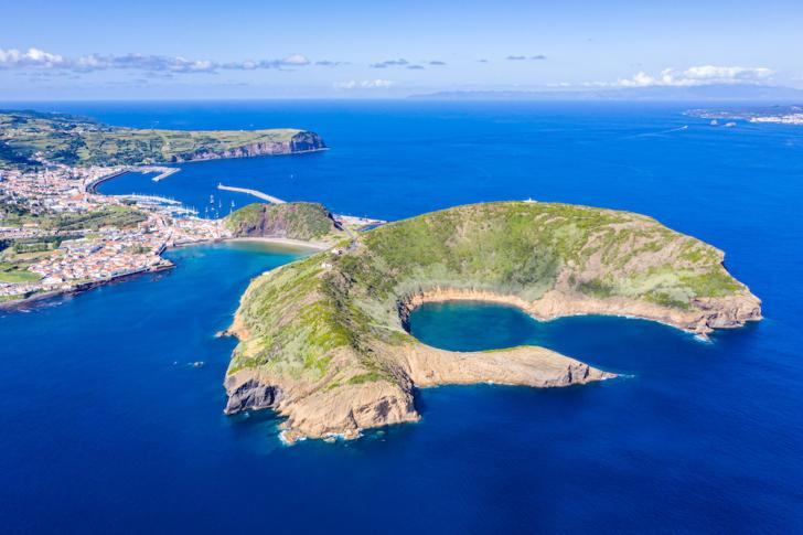 Faial island