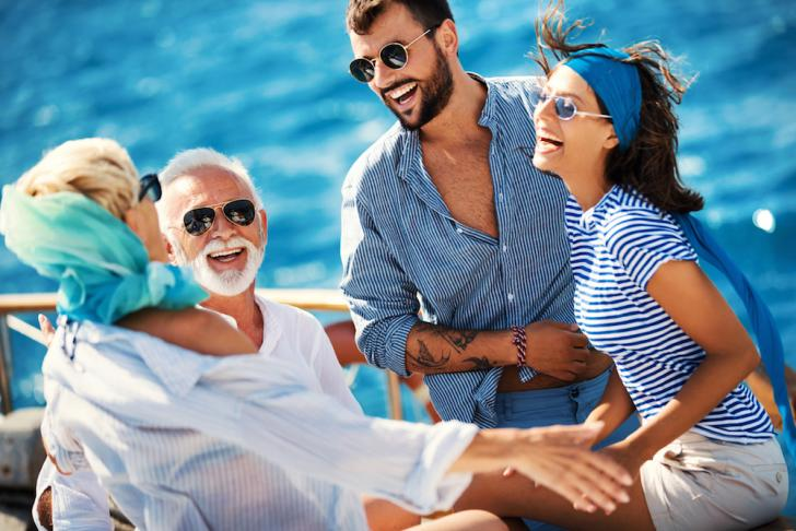 The pricing and affordability of chartering a yacht