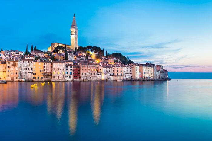Charter a yacht in the Adriatic Sea