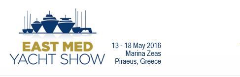 The East Med Yacht show in Poros