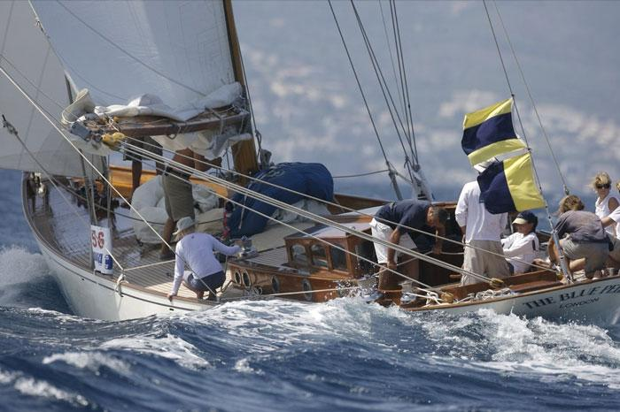 Charter a classic yacht to fully experience life on the waves