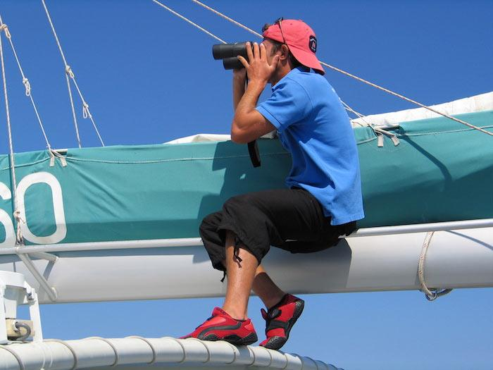 Charter a watch boat to see your next Regatta close up
