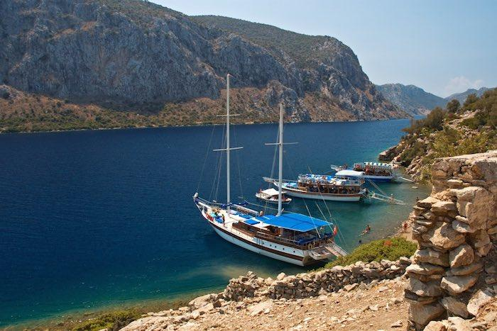 Turkey Gulet Charters and Blue Cruises - Classic Gulets