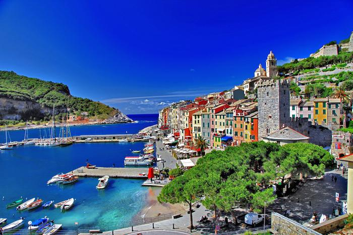 Charter a yacht in Italy