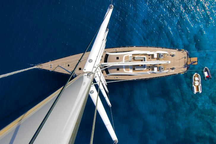 Greece Sailing Yacht