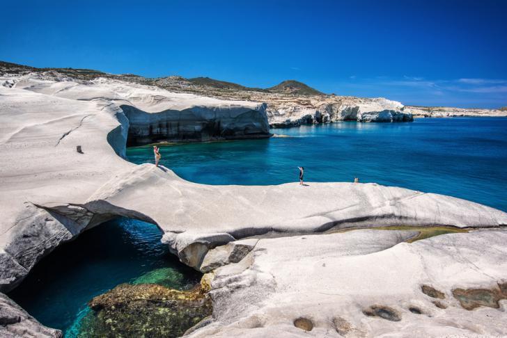 Milos Cyclades