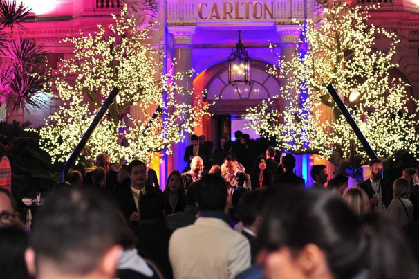 MIPIM 2018, Carlton Hotel