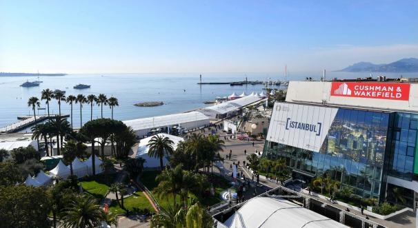 MIPIM 2018, Cannes Croisette