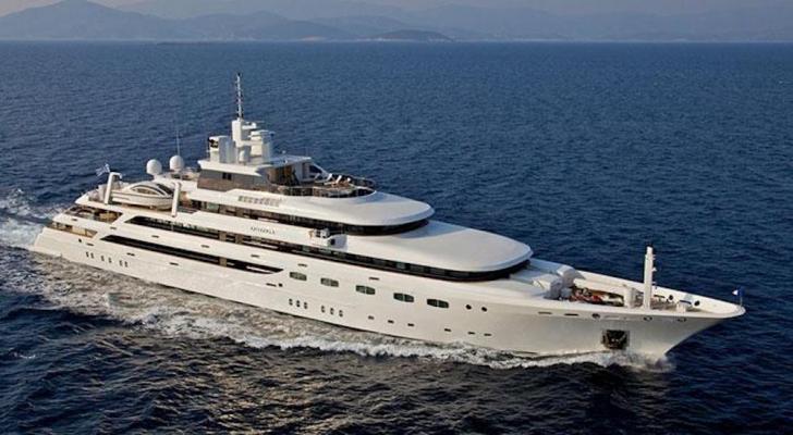 Motor yacht O MEGA