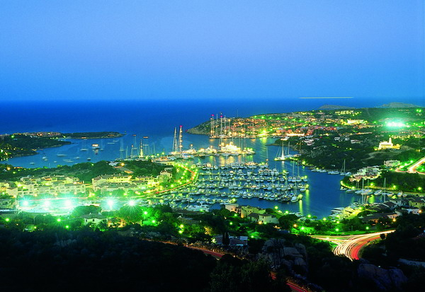 Porto Cervo is one of the Mediterranean's top night spots.