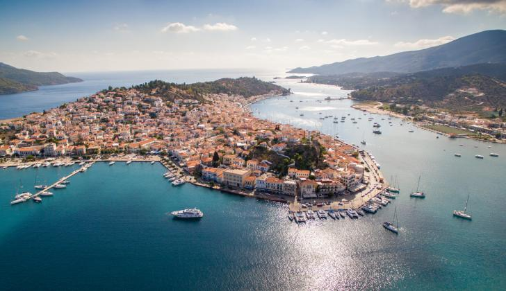 Poros Yacht Charter Greece