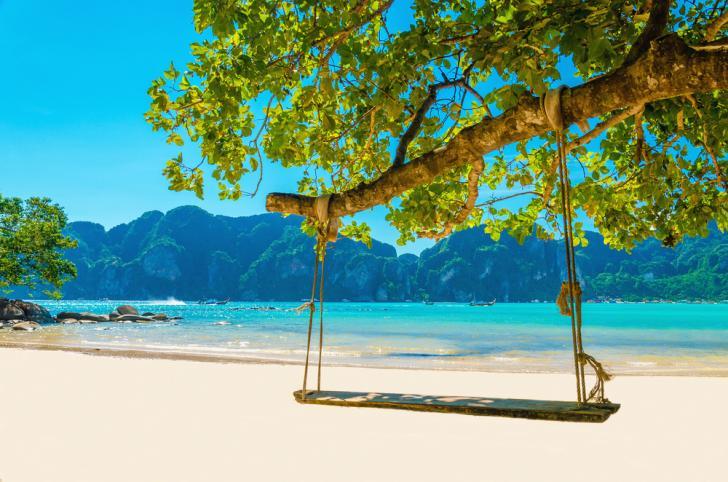 Sailing Itinerary Phi Phi