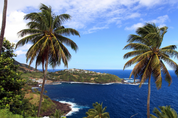 The natural beauty of St Vincent and the Grenadines