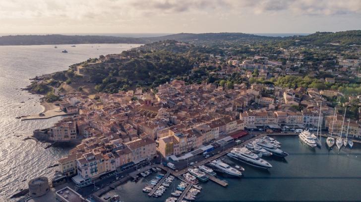 St Tropez Yacht Charter
