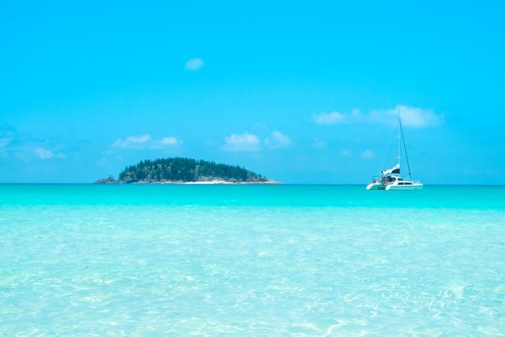Whitsunday Islands 7 Day Sailing Itinerary