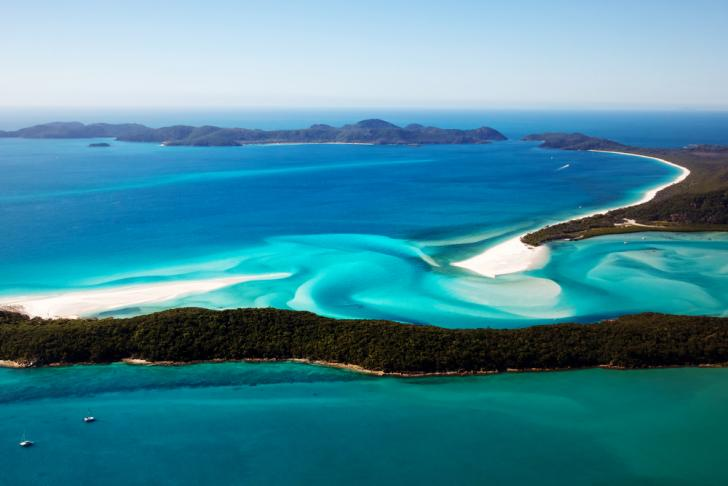 Whitsunday Islands 7 Day Sailing Itinerary