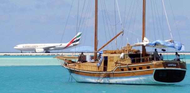 MALDIVES-INDIA-ECONOMY-FILES