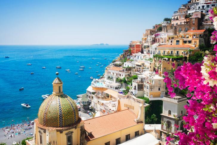 amalfi Coast, Italy yacht charter, Amalfi yacht