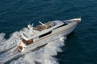 Italian Riviera Crewed Motor Yachts