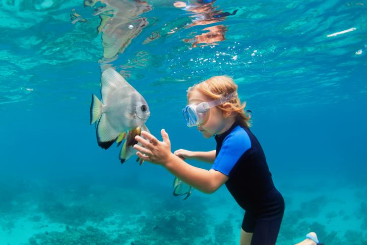 family Sailing Vacations, yacht charter kids, yacht charter families