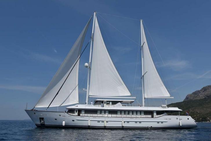 gulet, croatia yacht charter, croatia boat rental, croatia gulet