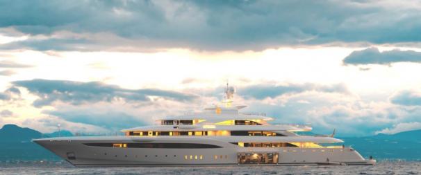 motor yacht, crewed motor yacht, superyacht, o'ptasia, luxury yacht optasia