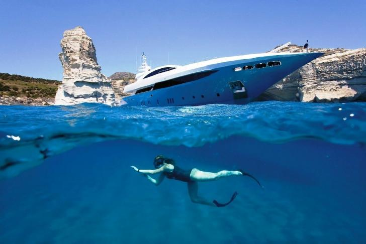 luxury yacht charter, private yacht charter, luxury motor yacht