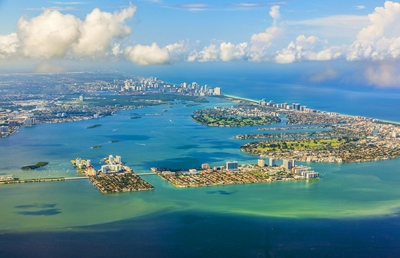 Miami Arial View