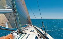 image of sailing yacht