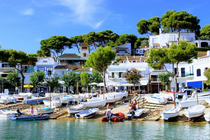 spain yacht charter, boat rental Spain, Costa Brava