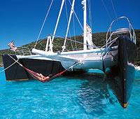 Sunreef Catamaran